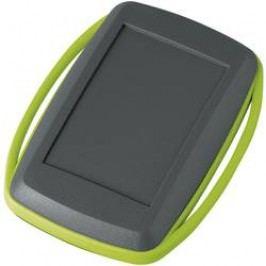 Plastová krabička OKW MINITEC D9006178, 78 x 48 x 20 mm, umelá hmota, IP40, lávová, zelená, 1 sada