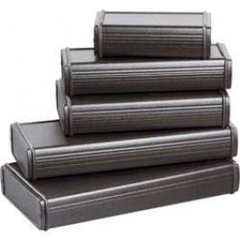 Profilové puzdro Bopla Alubos ABPH 1000-100 84106100.H, 100 x 106 x 32 , hliník, čierna, 1 ks
