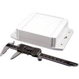 Univerzálne púzdro Hammond Electronics 1555NF17GY 1555NF17GY, 120 x 120 x 37.2 , ABS, svetlo sivá, 1 ks
