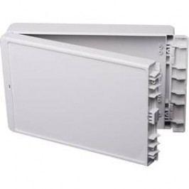 Puzdro na stenu, inštalačná krabička Bopla Bocube B 261706 ABS-7035 96036325, 170 x 271 x 60 , ABS, svetlo sivá (RAL 7035), 1 ks