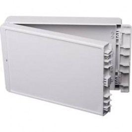 Puzdro na stenu, inštalačná krabička Bopla Bocube B 261706 PC-V0-7035 96016325, 170 x 271 x 60 , polykarbonát, svetlo sivá (RAL 7035), 1 ks