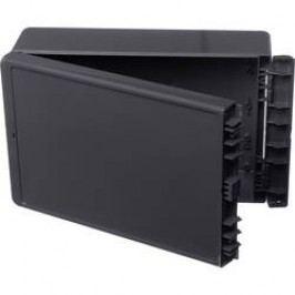 Puzdro na stenu, inštalačná krabička Bopla Bocube B 261709 ABS-7024 96036334, 170 x 271 x 90 , ABS, sivá grafit (RAL 7024), 1 ks
