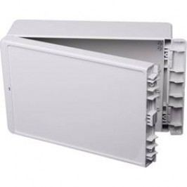Puzdro na stenu, inštalačná krabička Bopla Bocube B 261709 ABS-7035 96036335, 170 x 271 x 90 , ABS, svetlo sivá (RAL 7035), 1 ks