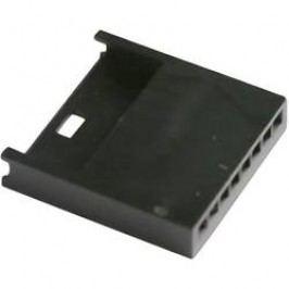 Zástrčkový konektor na kábel TE Connectivity AMPMODU 280630, 23.8 mm, pólů 6, rozteč 2.54 mm, 1 ks