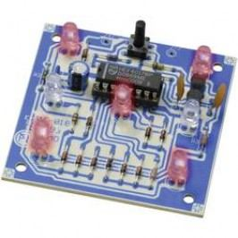 LED stavebnica kocka Kemo B093, (d x š) 60 mm x 60 mm, 9 V/DC