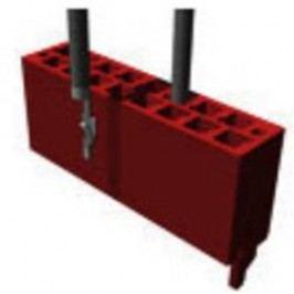 Zástrčkový konektor na kábel TE Connectivity Micro-MaTch 1-338095-4, 21.1 mm, pólů 14, rozteč 1.27 mm, 1 ks