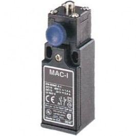 Koncový spínač Panasonic MAP5R11Z11, 400 V/AC, 10 A, tŕň, s aretáciou, IP65, 1 ks