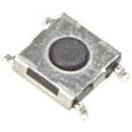 Tlačidlo APEM PHAP3391, 12 V/DC, 0.05 A, kov, 1 ks