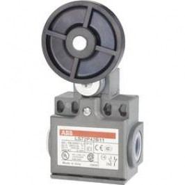 Koncový spínač ABB LS72P42B11, 400 V/AC, 1.8 A, páka s valčekom, bez aretácie, IP65, 1 ks