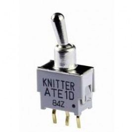 Pákový spínač Knitter-Switch ATE 2D, 48 V DC/AC, 0.05 A, 1 ks