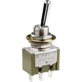 Pákový spínač NKK Switches M2028SS1W01, 250 V/AC, 3 A, 1 ks