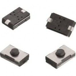 Tlačidlo Würth Elektronik WS-TSW 434123025816, 12 V/DC, 0.05 A, kov, 1 ks