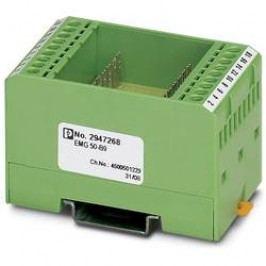 Kryt modulu do lišty Phoenix Contact EMG 50-B9 (2947268), 5 ks